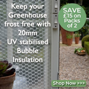 Greenhouse Insulation