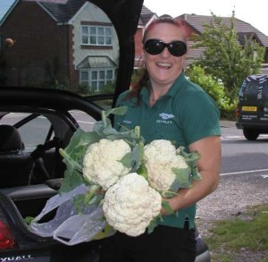 Karen's Cauliflowers