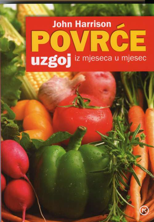 Vegetable Growing Month by Month in Croatian
