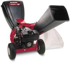 Petrol Shredder Chipper