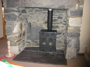 Our Wood Burning Stove
