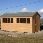 Our New Garden Shed