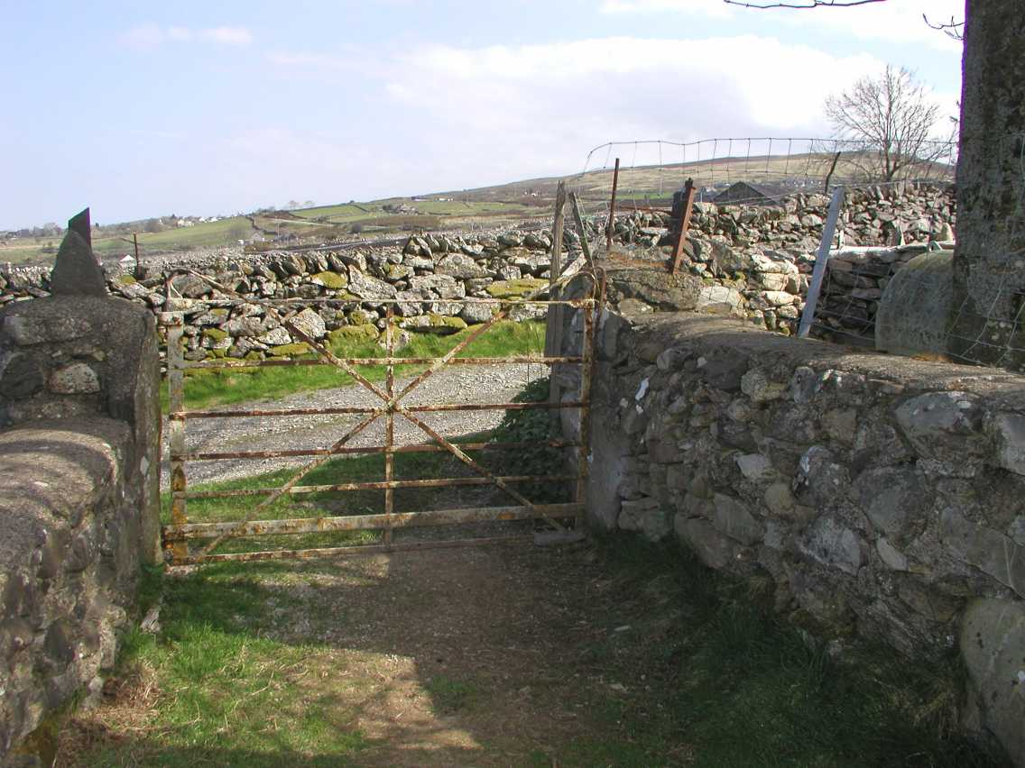 The Old Side Gate