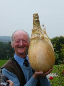 World's Heaviest Onion - courtesy Grassroots PR