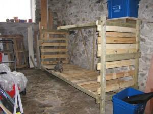 Log Store Built