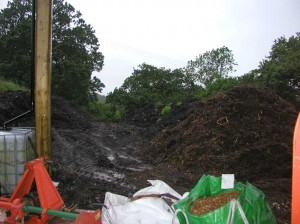 Mountains of Compost