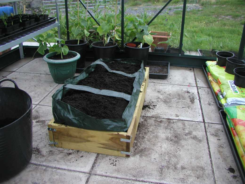 Large Growbag Boxes