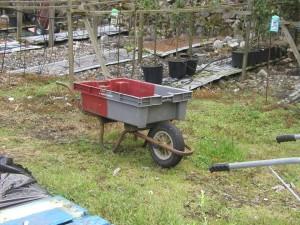 Fishbox Wheelbarrow