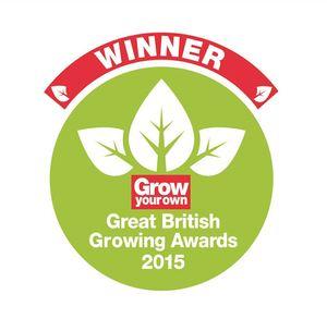 Great British Gardening Award 2015