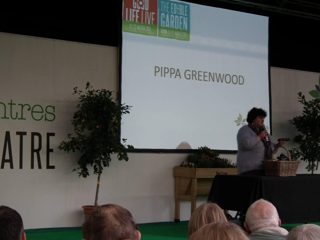 Pippa Greenwood
