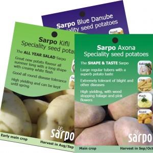 Sarpo Trial Pack