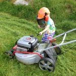 Gabriel Starting Mower