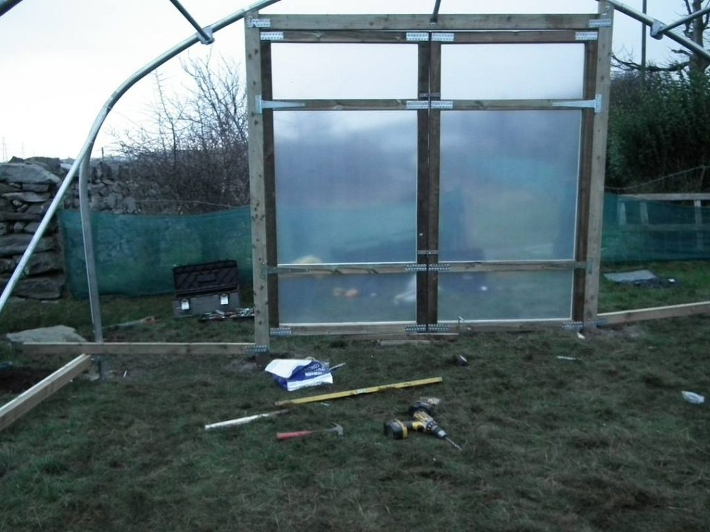 Doors For Polytunnel