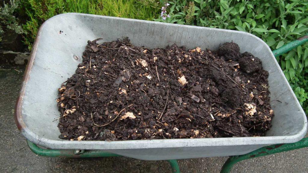Barrow Load of Compost