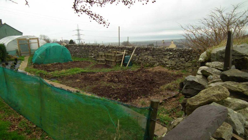 Walled Vegetable Garden
