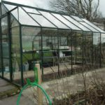 Clean Tidy Greenhouse