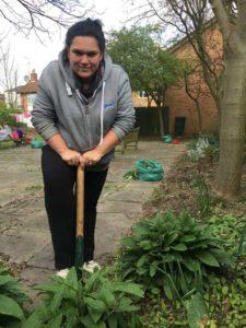 Leicester Street Gardening