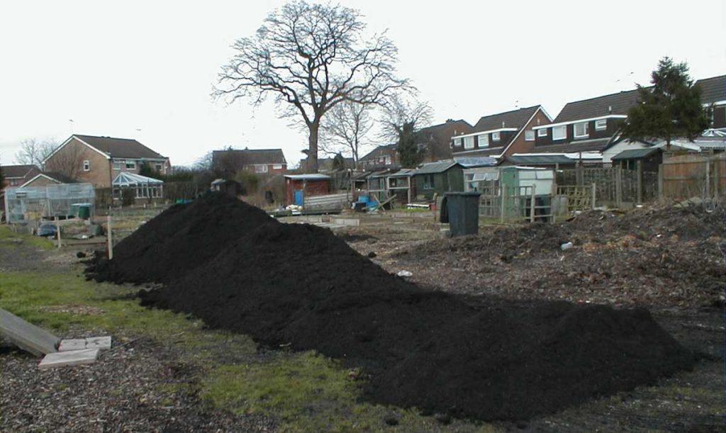 Allotment Compost