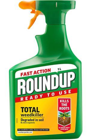 Roundup Glyphosate