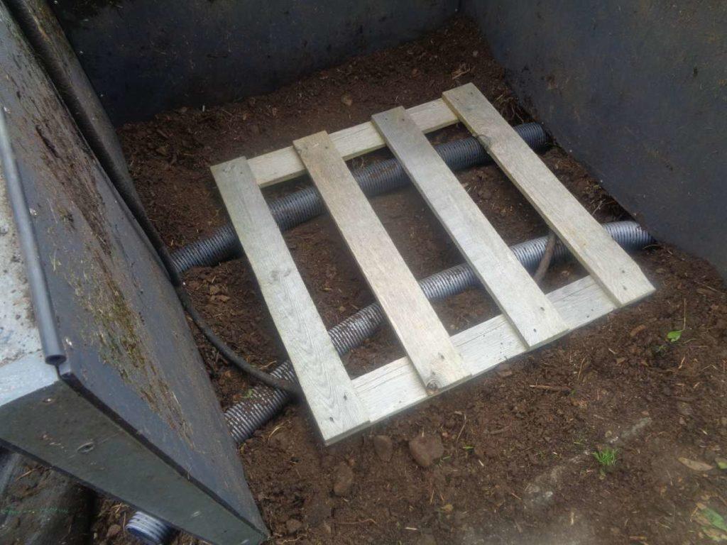 Compost Bin Ventilation