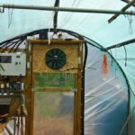 Polytunnel Ventilation Watering Control
