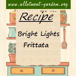 bright lights frittata
