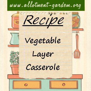 vegetable layer casserole