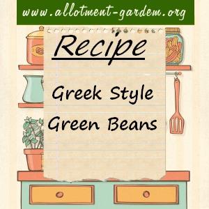 greek style green beans