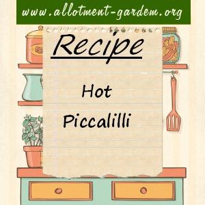 hot piccalilli