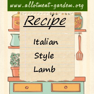 italian style lamb
