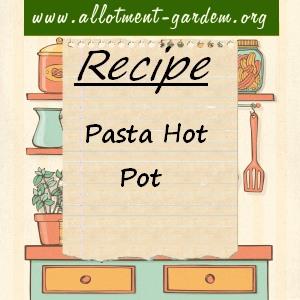 pasta hot pot