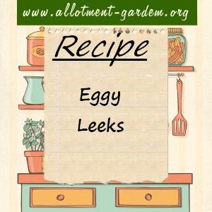 eggy leeks