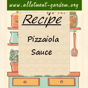 pizzaiola sauce