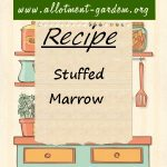 Stuffed Marrow Recipe – Vegetarian Version