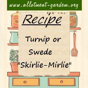 turnip or swede skirlie-mirlie