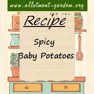 spicy new potatoes