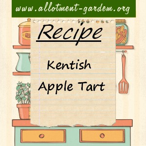 kentish apple tart