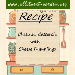 chestnut casserole