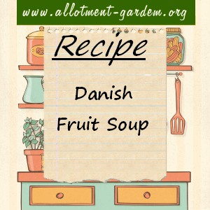 danish fruit soup