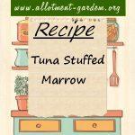 Tuna Stuffed Marrow Recipe