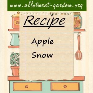 apple snow