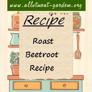 roast beetroot