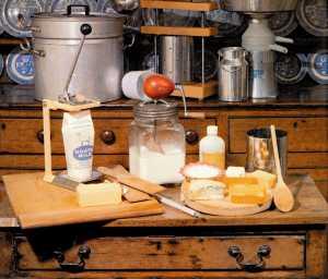 Cheesemaking Kitchen