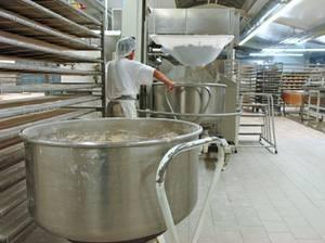 Chorleywood Industrial Bread Making