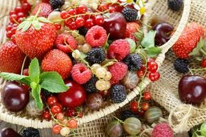 Fruits for Jams and Jellies