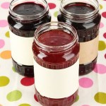 Jam and Jelly Making Method