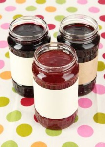 Home Made Jams & Jelly Preserves