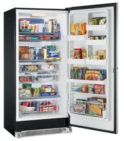 Upright Freezer Running Costs