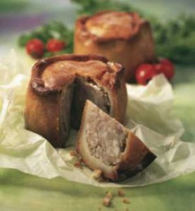 Pork Pie Using Hot Water Pastry