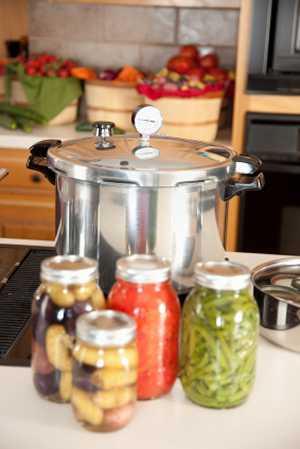 Pressure Bottler Canner